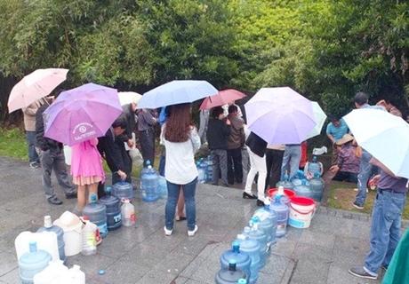 靖江水污染原因_中国近10年主要水污染事件 - 媒体报道 - 派斯净水官网