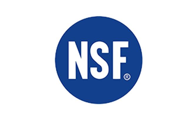 派斯获得美国国家卫生基金会涉水产品NSF认证