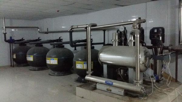 天津某检察院净水工程客户案例